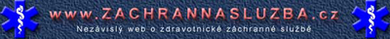 Nezávislý web o zdravotnické záchranné službě